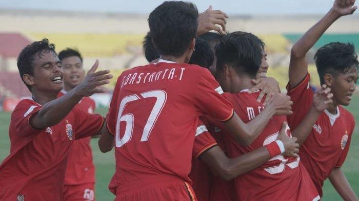 Persija Jakarta Lolos ke Semifinal, Persib Bandung Harus Gugur, Persija U18 Siap Hadapi PSIS