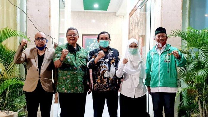 PKB Resmi Beri Dukungan Kepada Pasangan Muhamad Sholihin-Ratnawati Dalam Pilkada Indramayu 2020