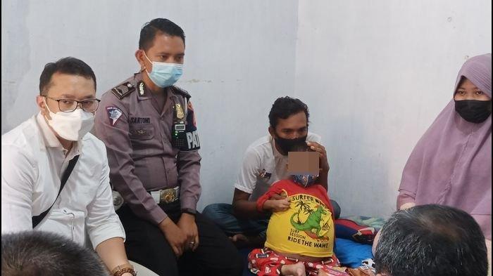 Derita Alief Balita 3 Tahun di Indramayu, Berjuang Melawan Tumor Ganas, Perutnya Terus Membesar
