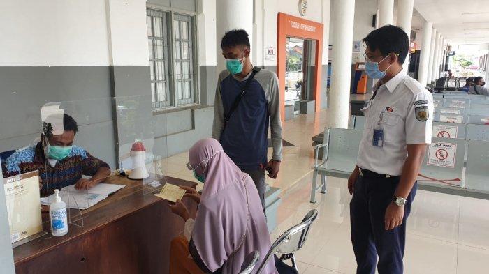 Tarif Rapid Test Antigen di Stasiun Wilayah Daop 3 Cirebon Turun Jadi Rp 85 Ribu Mulai Hari Ini