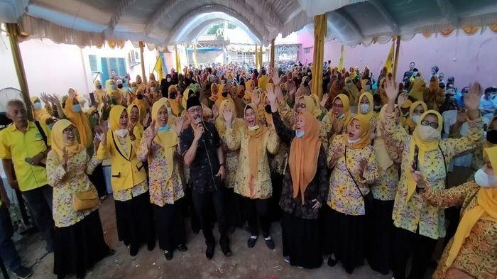 Partai Golkar Komitmen Rebut Kembali Kejayaan di Indramayu, Buat Tagline #maribungrebutkembali