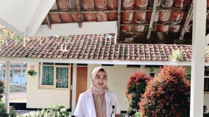 Nadia Silva, Gadis Cantik Asal Sukabumi Ini Dapat Gelar Dokter di Usia 18 Tahun, Ini Kisahnya