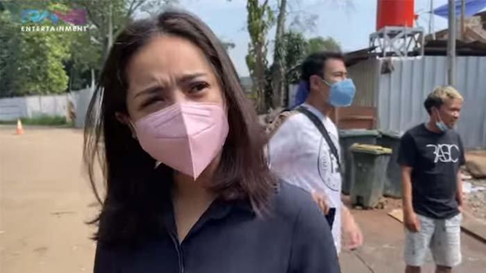 Nagita Slavina Lapar dan Tak Puasa Dulu karena sedang Hamil, tapi Enggak Berani Makan Depan Rafathar
