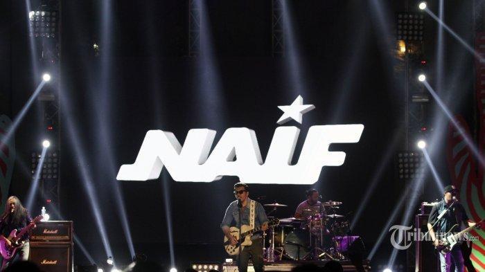 CATAT- Band Naif dan Padi Akan Meriahkan Konser Bogor Music Xperience, Ini Artis Lainnya Yang Hadir