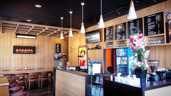 Nakama Cafe & Boardgame, Tawarkan Tempat Nongkrong Asyik & Aneka Menu Nusantara Serta Fusion