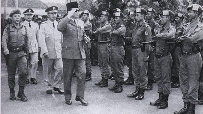 Tantang Letkol Untung hingga Dicurigai akan Membunuh Soekarno Ini Kisah Pankey Eks Cakrabirawa