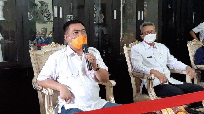 Sembuh dari Covid-19, Wali Kota Cirebon Langsung Kembali Beraktivitas Hari Ini