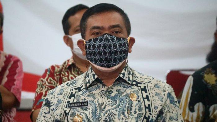 Wali Kota Cirebon, Nasrudin Azis.