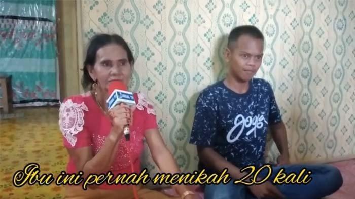 Nenek 'Luna Maya' Pernah Nikah hingga 20 Kali, Kini Viral karena Menikahi Berondong