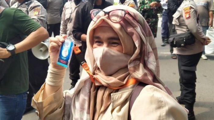 Neno Warisman Hadir di Sidang Habib Rizieq sebagai Wartawan? Berikut Pernyataannya Saat Ditemui