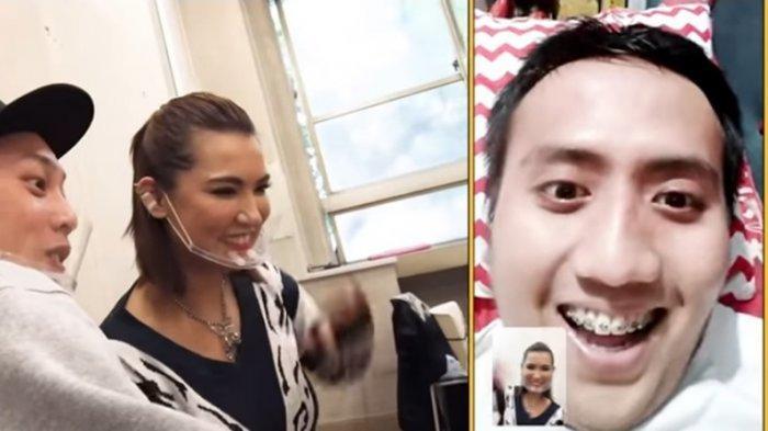 REAKSI Netizen Indonesia Video Call dengan Maria Ozawa atau Miyabi, Lagi Tiduran pun Langsung Bangun