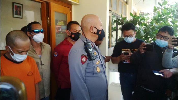 Panglima Perang Geng Motor Acungkan Pisau ke Kanit Reserse di Bandung, Begini Kondisinya Sekarang