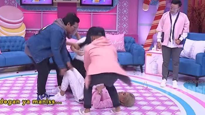 MAKIN PANAS Perseteruan Dewi Perssik Vs Denise Chariesta, DP Sampai Datangi Rumah Denise, Bertemu?