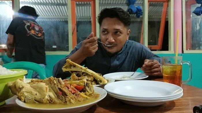 Pindang Gombyang khas Kabupaten Indramayu, Senin (10/5/2021).