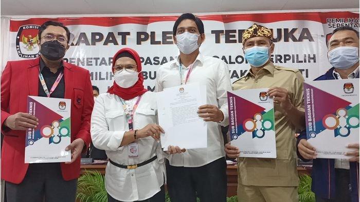 Ini Program 100 Hari Kerja Bupati dan Wakil Bupati Indramayu Nina Agustina - Lucky Hakim