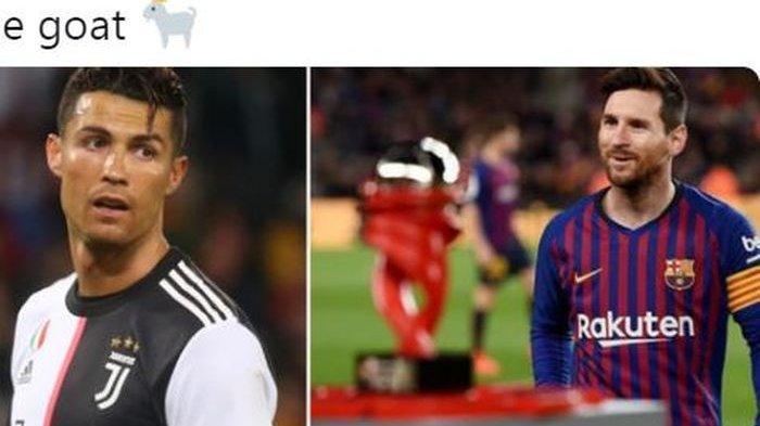 Hasil Drawing Liga Champions 2021-2022 Lionel Messi Kembali Bentrok Lawan Christiano Ronaldo
