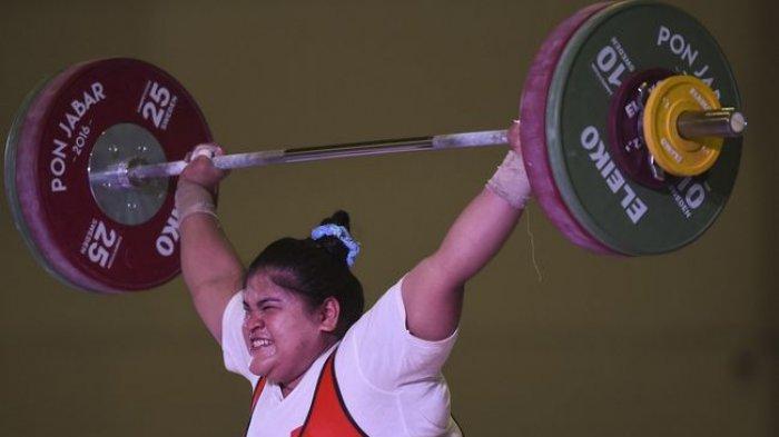 BIODATA Nurul Akmal, Lifter Putri Indonesia yang Berpeluang Raih Medali Sore Ini di Olimpiade Tokyo