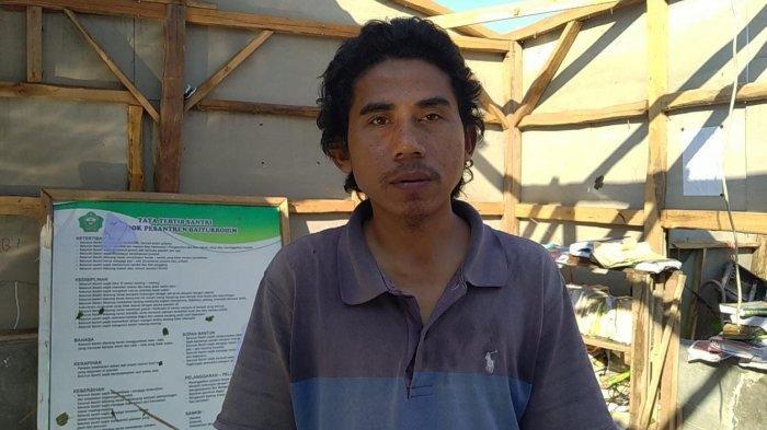 Bocah 3 Tahun di Indramayu Nyaris Jadi Korban Reruntuhan Bangunan Ponpes akibat Angin Puting Beliung