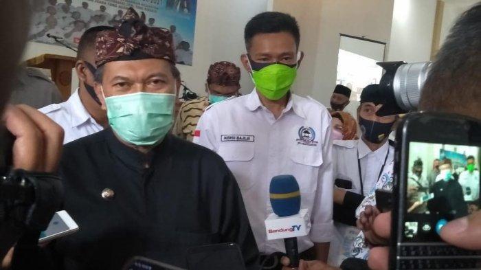 Wali Kota Bandung Prihatin Kapolsek Astana Anyar yang Cantik Jelita Itu Terlibat Kasus Narkoba