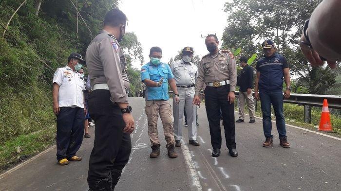 Ini Kata Kapolda soal Hasil Sementara Olah TKP Kecelakaan Maut Bus Masuk Jurang di Wado Sumedang