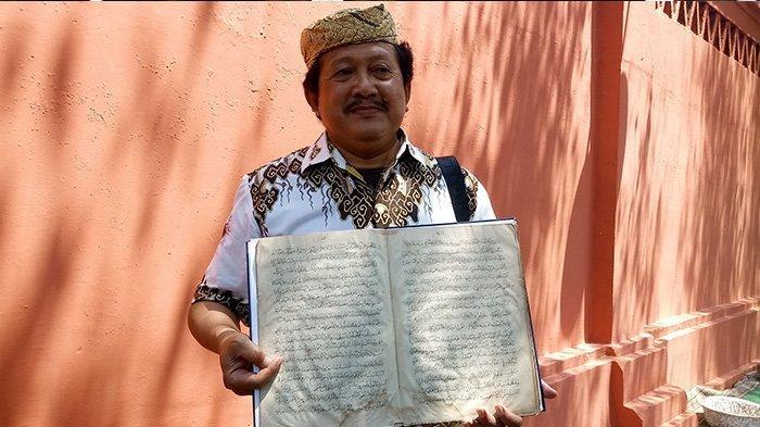 INNALILLAHI, Ahli Sejarah dan Naskah Kuno Cirebon Opan Safari Meninggal Dunia, Sempat Minta Maaf