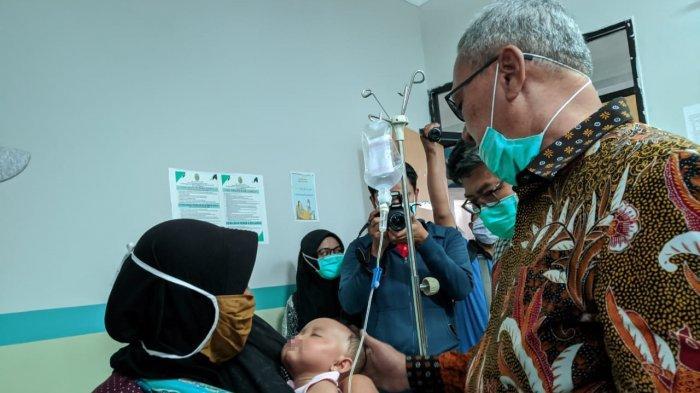 Puluhan Pasien Bibir Sumbing Mendapat Penanganan Operasi Cuma -cuma di Rumah Sakit Aria Kamuning
