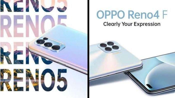 Harga Hp Oppo Terlengkap Medio Maret 2021: Oppo A11K, A15s, A12, A92, A53, A33, Oppo Reno4 dan Reno5