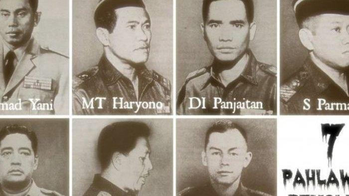 KISAH MT Haryono, Korban Keberingasan G30S PKI, Sebelum Dieksekusi Minta Anak & Istri Bersembunyi