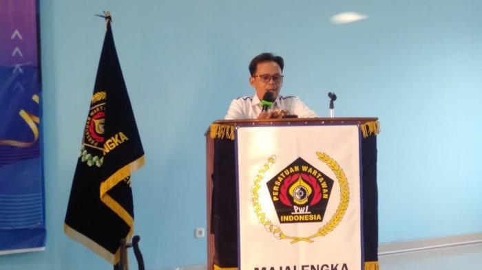 Pai Supardi Jadi Nakhoda Baru PWI Majalengka Periode 2021-2024, Lanjutkan Estafet Jejep