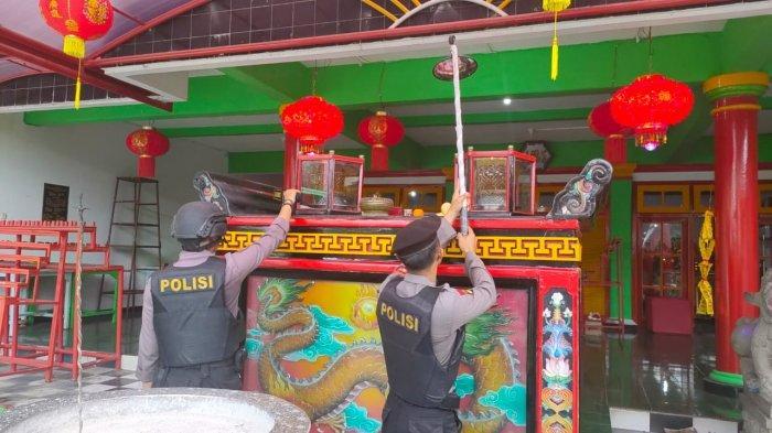 Polres Majalengka Siapkan Pengamanan Libur Panjang Imlek 2021, Sejumlah Petugas Dikerahkan