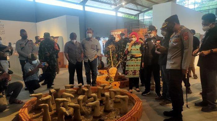 Pameran Terracotta Triennal Majalengka, Pertunjukan Kerajinan Tanah Liat Kreasi Para Seniman Daerah