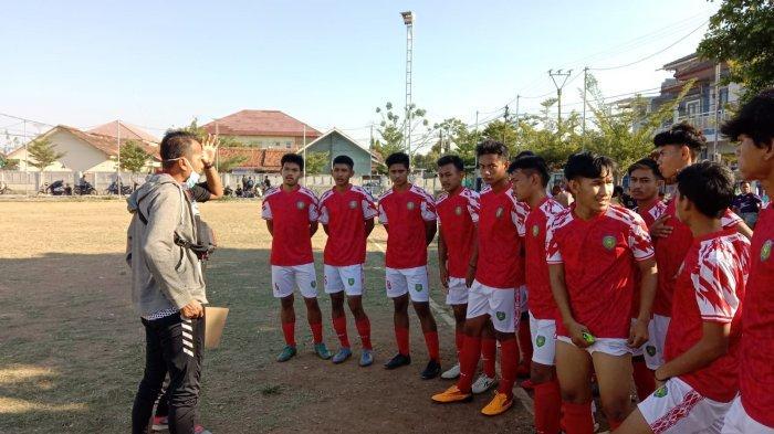 Panaskan Mesin Jelang Liga 3, Persindra Indramayu Terus Blusukan Jajal Tim-tim Lokal Jawa Barat