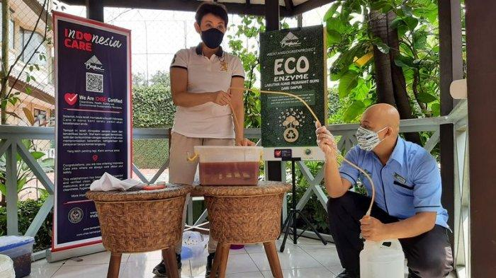 Apa Itu Eco Enzyme? Bentani Jadi Hotel Pertama di Cirebon yang Memanfaatkannya, Ini Cara Membuatnya