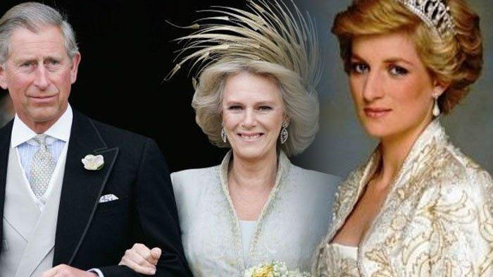 Camilla Dicap Pelakor 'Zaman Old', Rumah Tangga Putri Diana & Pangeran Charles Hancur Gara-gara Dia