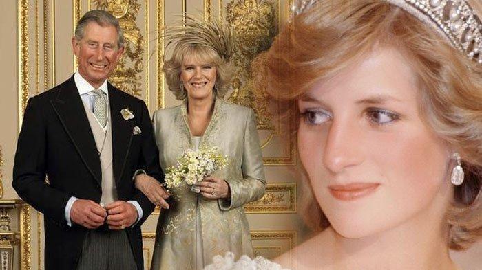 SOSOK Camilla Penyebab Rumah Tangga Pangeran Charles & Putri Diana Hancur? Dia Dicap Sebagai Pelakor