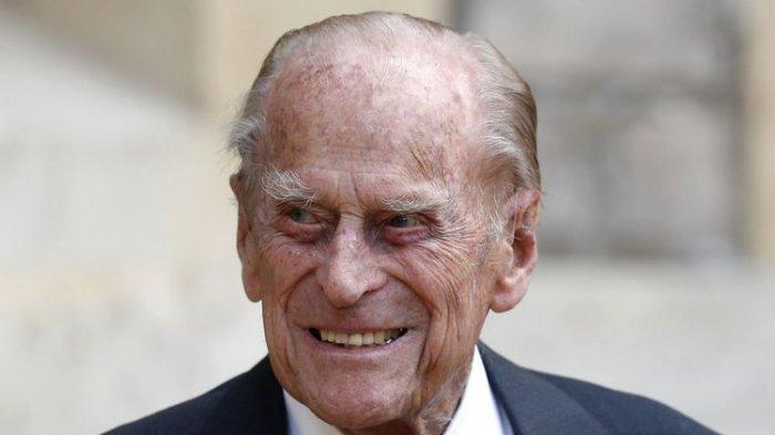 Istana Buckingham Berduka, Pangeran Philip Meninggal Dunia, Ini Profil Suami Ratu Elizabeth II