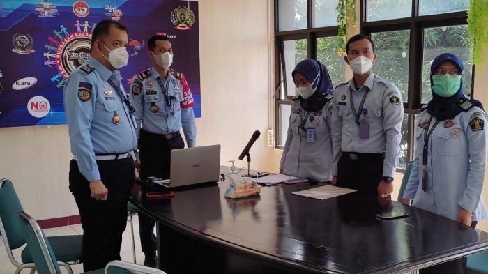 Hindari Pungli dan Pangkas Birokrasi Rupbasan Kelas I Cirebon Luncurkan Aplikasi Cekatan