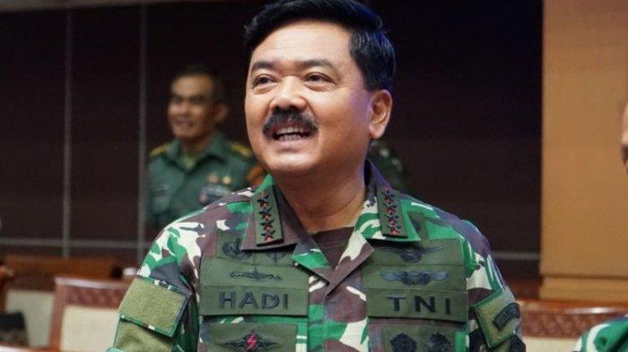 INILAH Sosok Hadi Tjahjanto, Jenderal Berkumis Lebat, Paling Disegani di TNI, Ternyata Sangat Agamis