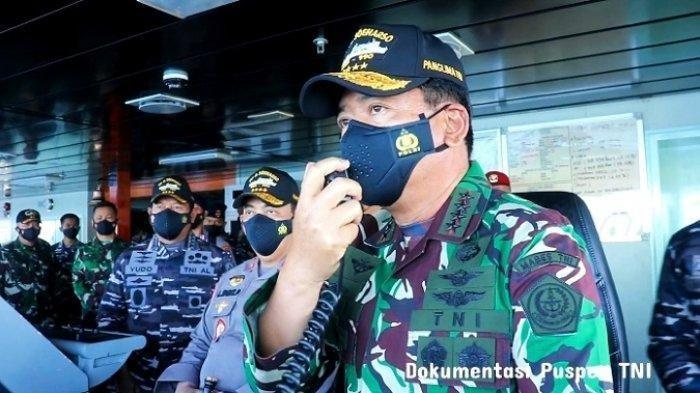 Panglima TNI Hadi Tjahjanto Ingatkan Masyarakat Hal Ini Meski Banyak Sudah Disuntik Vaksin Covid-19