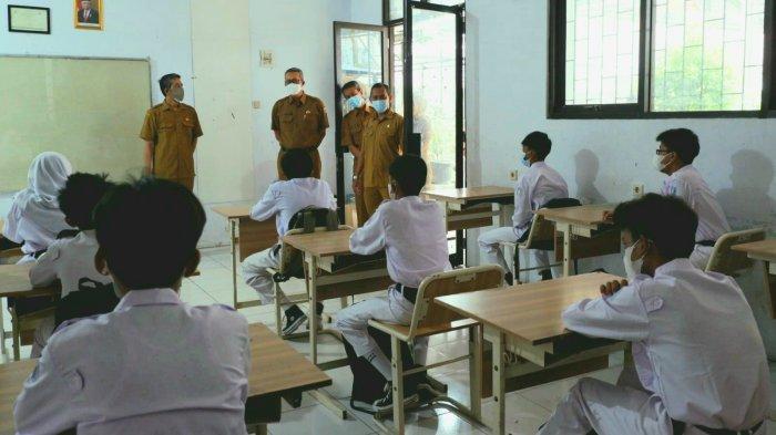 Dinas Pendidikan Catat Belum Semua Sekolah di Kota Cirebon Melaksanakan Pembelajaran Tatap Muka