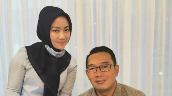 Andai Ridwan Kamil Dicopot dari Jabatannya Sebagai Gubernur Jabar, Atalia Kutip Ayat dalam Al Quran
