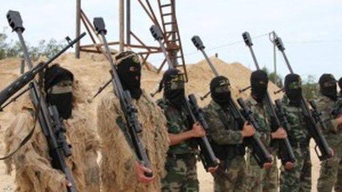 KINI Roket Jebol Iron Dome, Sebelumnya Israel Takut dengan Hadirnya Sniper Hamas, Bisa Tembus Tembok