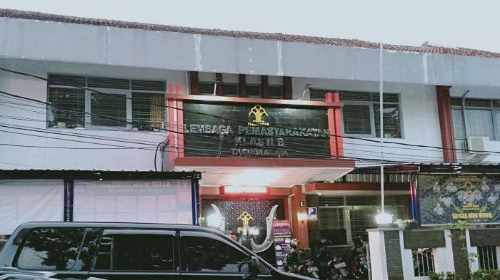93 Napi Positif Covid, Seluruh Warga Binaan di Lapas Tasikmalaya Sekitar 200 Orang Jalani Swab Test