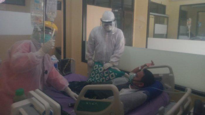 Dua Pasien Covid-19 di Kabupaten Cirebon yang Jalani Terapi Plasma Dinyatakan Sembuh