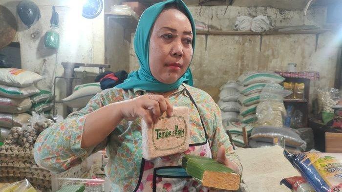 Aksi Mogok Produsen Tahu Tempe Tak Pengaruhi Pedagang di Majalengka, Tetap Berjualan