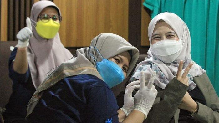 DPRD Jabar Gelar Vaksinasi Covid-19 Tahap Dua, Desak Segera Laksanakan untuk Guru