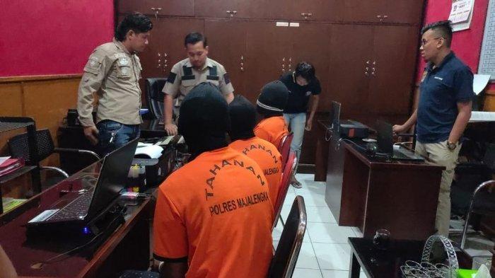 Berawal Dari Laporan Warga yang Motornya Dicuri, Polisi Bekuk Tiga Pelaku Curanmor di Majalengka