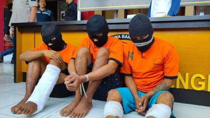 BREAKING NEWS: Polisi Bekuk Komplotan Curanmor di Majalengka, Pelaku Ditembak Saat Coba Kabur