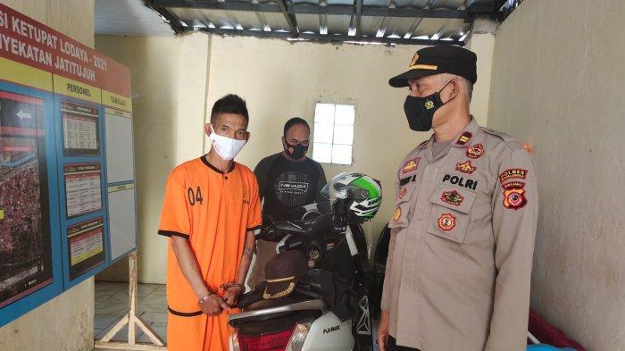 Pencuri 13 Gram Emas di Majalengka Ditangkap, Pelaku Pakai Modus Pura-pura Bagikan Bansos