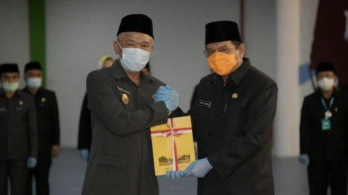 Bambang Tirtoyuliono Jadi Pjs Bupati Indramayu, Gantikan Taufik Hidayat yang Ikut Pilkada Indramayu